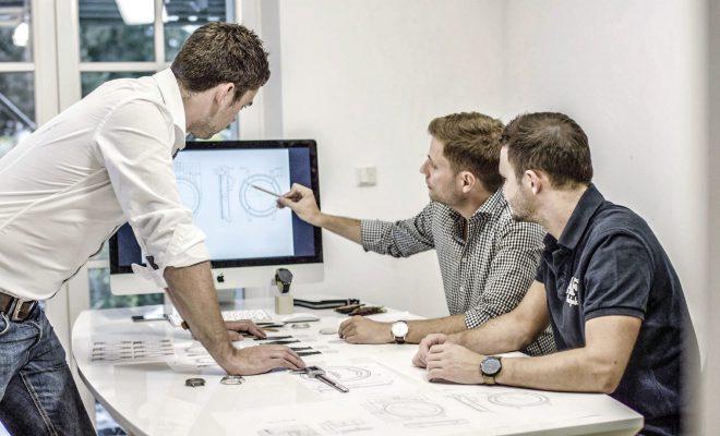 Wundrwatch Team Entwicklung Start-Up